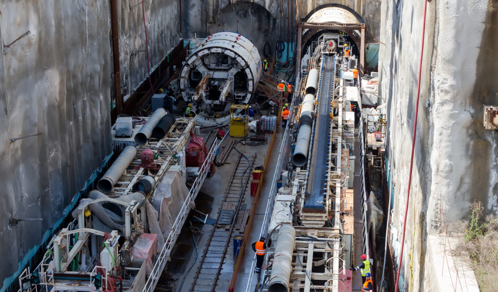 Tunneling & drilling